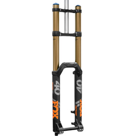 "Fox Racing Shox 40K Float F-S Grip2 Boost Dämpad framgaffel 27,5"" 203mm 20TAx110 Boost svart"